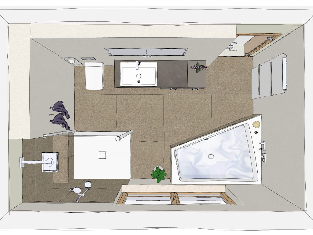 3 d badplanung manfred peters. Black Bedroom Furniture Sets. Home Design Ideas